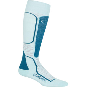 Icebreaker Ski+ Light Socks Women turquoise/teal